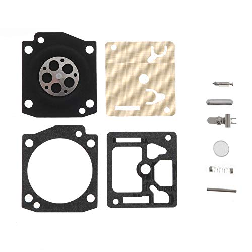 Jardiaffaires Kit carburateur Adaptable remplace Zama RB-60