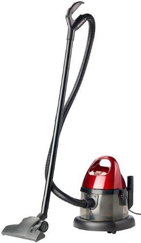 Sichler Haushaltsgeräte Waschsauger: Nass- & Trockensauger BLS-80 mit 3-Liter-Wasserfilter, 800 Watt (Wasserstaubsauger)