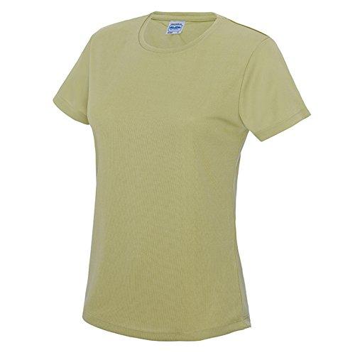 AWDis Damen Modern T-Shirt Gr. XL, Desert Sand (Desert Sand-military T-shirt)