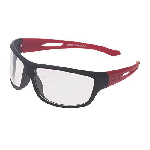 vast uv protected sport unisex sunglasses (premium_nt_black_red_clear_c3|60|transparent) Vast UV Protected Sport Unisex Sunglasses (PREMIUM_NT_BLACK_RED_CLEAR_C3|60|Transparent) 41S4jWAzKBL
