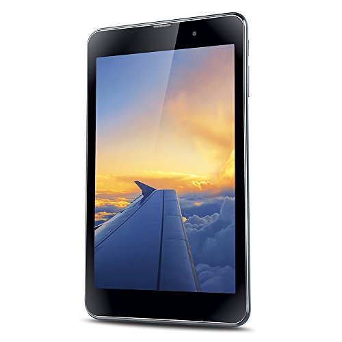 iBall Slide Wings 4GP Tablet (16GB, 8 Inches, WI-FI) Steel Grey, 2GB RAM Price in India