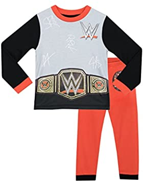WWE - Pijama para Niños - World Wrestling Entertainment
