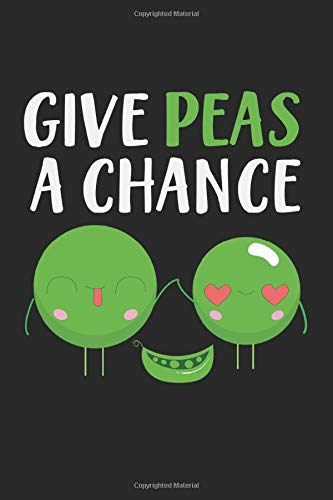 Peas Journal: Is most commonly the small spherical seed or the seed-pod of the pod fruit Pisum sativum logbook