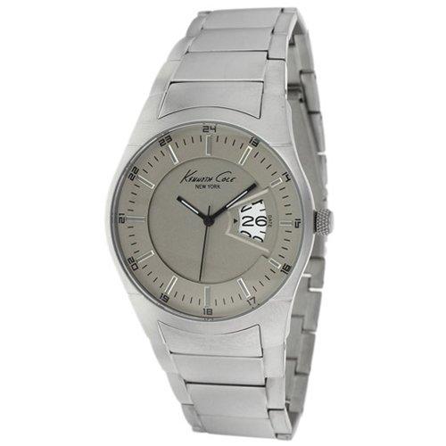 kenneth-cole-kc9291-mens-new-york-dress-sport-grey-dial-steel-bracelet-watch
