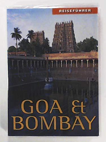 Goa und Bombay. Reiseführer und Reisekarte