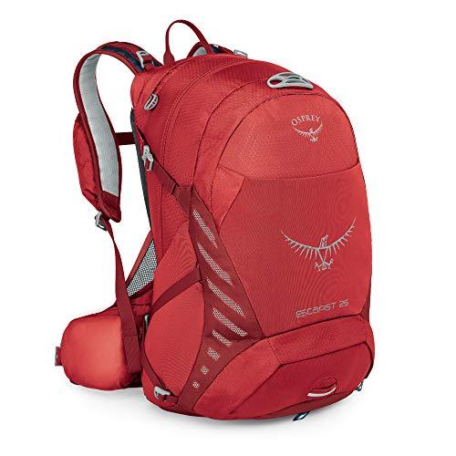 ultisport-Rucksack für Männer -Sport Pack - Cayenne Red (M/L) ()