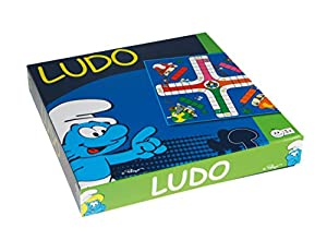 Los Pitufos- Smurfs Parchís (Barbo Toys 8369)