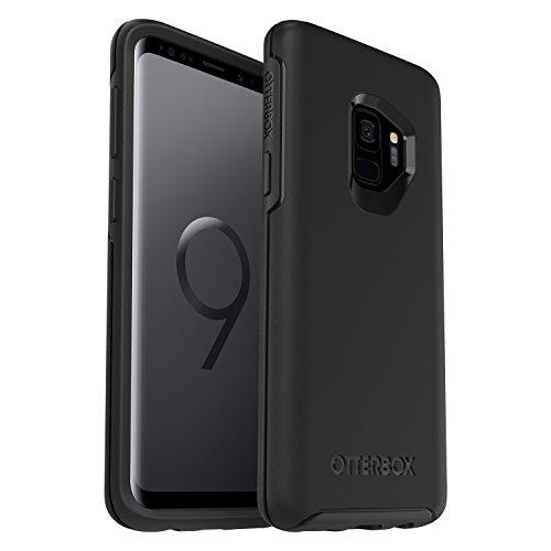 Skins Galaxy Für Otterbox (OtterBox Symmetry Sturzsichere Schutzhülle, (geeignet für Samsung Galaxy S9) schwarz)
