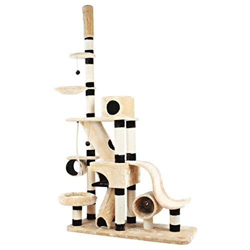 Produktabbildung von Trixie 44691 Munera Kratzbaum, 246-280 cm, beige/braun