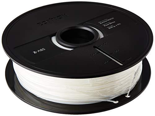 Z-ABS Filamento Originale per ZORTRAX colore Pure White - Bianco
