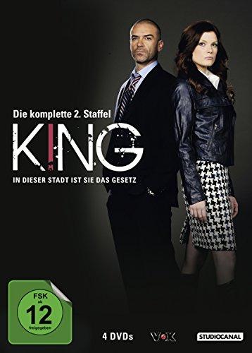 King - Die komplette 2. Staffel [4 DVDs] Preisvergleich