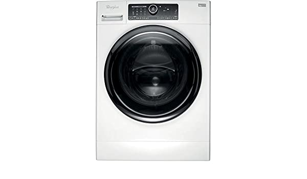 Whirlpool fscr10432 Freestanding Front-Load 10 kg 1400rpm A + + + black, white - Washing Machine (Freestanding, Front Loading, A + + +, a, b, black, white)