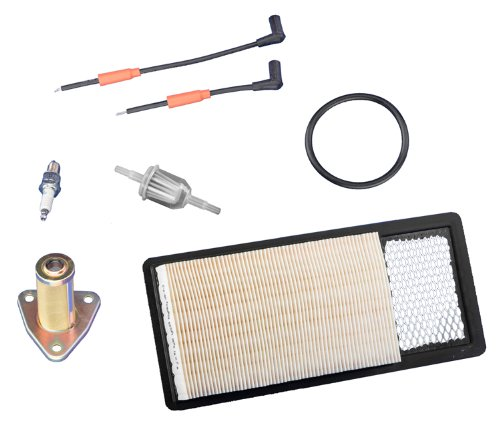 ezgo-608460-4-cycle-engine-tune-up-kit-with-rectangular-air-filter