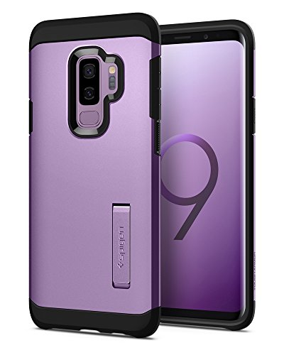 Spigen® [Tough Armor Funda Galaxy S9 Plus Soporte