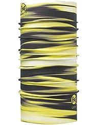 Buff Pro UV alta Lenala, unisex, color Amarillo - Yellow/White/Black, tamaño talla única