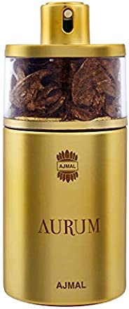 Ajmal Perfumes Aurum - perfumes for women Eaude Parfum, 75ml