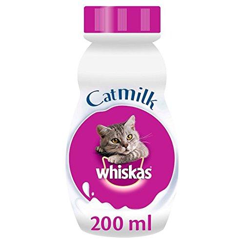 Whiskas Cat Milk (200ml)–Paquete de 6