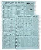 Lehrerkalender-Schulplaner LEO 2013-2014 DIN A5