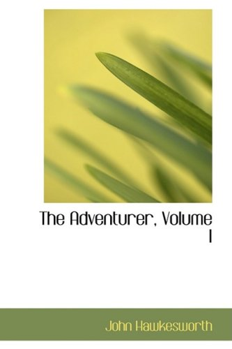 The Adventurer, Volume I: 1