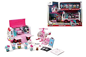 Simba- Hello Kitty-Playset de Socorro, 253246001, Multicolor