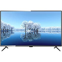 Onida 124.46 cm (50 inches) 50UIB 4K UHD LED Smart TV (Black)