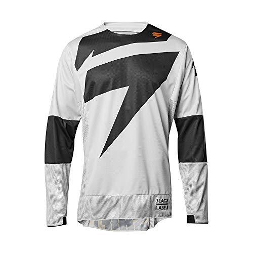 HUIMEIS Neue Geschwindigkeit Drop Anzug Sommer Fahrrad Jersey Langarm Rennanzug Langlauf-Shirt Mountainbike-Anzug (Color : 3, Size : M)