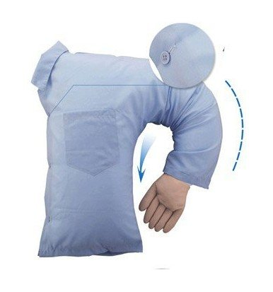 Great Wall Boyfriend Pillow,New Slumberdown Hand Shaped Luxury support pillow,New Boyfriend Arm Luxury Support Pillow,bed rest pillow,Sky Blue