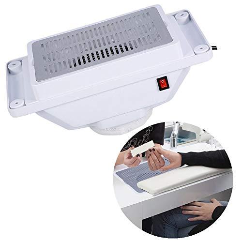 Nail Vacuum Cleaner Nagel Staubabsaugung Leistungsstarke Staubsauger Maschine Für Die Maniküre Tischgeräte Fauay