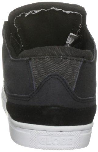 Globe Commanche Low GBCOMANL Unisex - Erwachsene Sportschuhe - Skateboarding Schwarz/distressed black