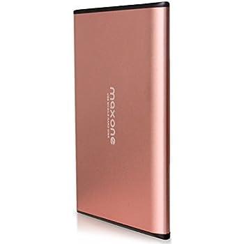 1to, Rouge Wsgoo Disque Dur Externe 1to USB 3.1 Disque Dur Externe pour Mac,PC,Windows Apple,Xbox One et PS4