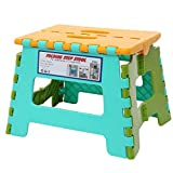 Bomcomi Outdoor Folding Mini Hocker Tragbare Angeln Camping Reise Kunststoff Camp Stuhl Home Kinder...