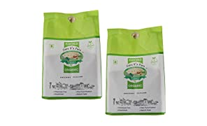 ELWORLD AGRO & ORGANIC FOOD PRODUCTS Brown Sugar (1kg) - Pack of 2