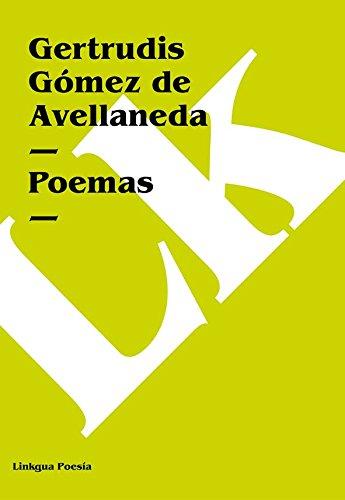Poemas (Poesia) por Gertrudis Gómez de Avellaneda