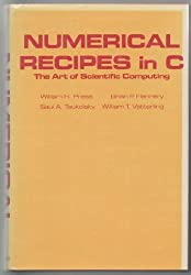 Numerical Recipes in C 1st edition by Press, W. H., Flannery, B. P., Teukolsky, S. A., Vetterling, (1988) Gebundene Ausgabe