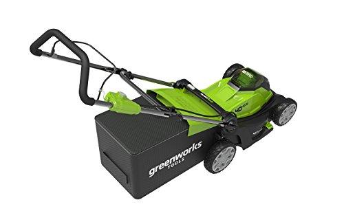 Greenworks Tools G40LM41K440V 40cm per tagliaerba, 144W, 40V