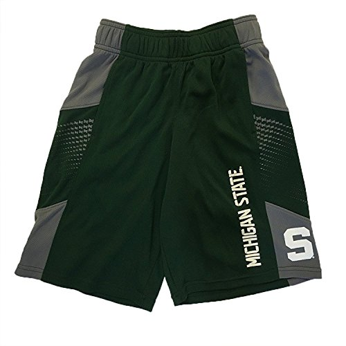 Under Armour Shorts Senza limiti del Michigan State Spartans Youth (X-Large)