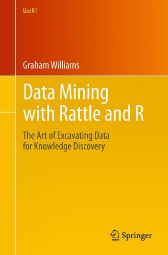 Data Mining with Rattle and R: The Art of Excavating Data for Knowledge Discovery (Use R)