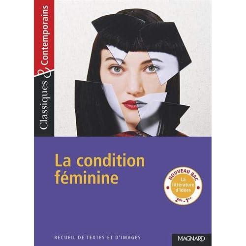La condition féminine