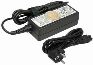 Chargeur original n°138 pour ordinateur portable Samsung Series9 Notebook 900X NP900X3C NP900X3B NP900X3D NP900X4B NP900X4C NP900X4D 530U3C-A01 NP530U3C-A01 700Z5A 3,0x1,1mm 19V 2,1A 40W (prière de vérifier la fiche!)