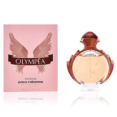 Paco Rabanne Olympea Intense 80 ml Eau de Parfum Intense Spray für Damen