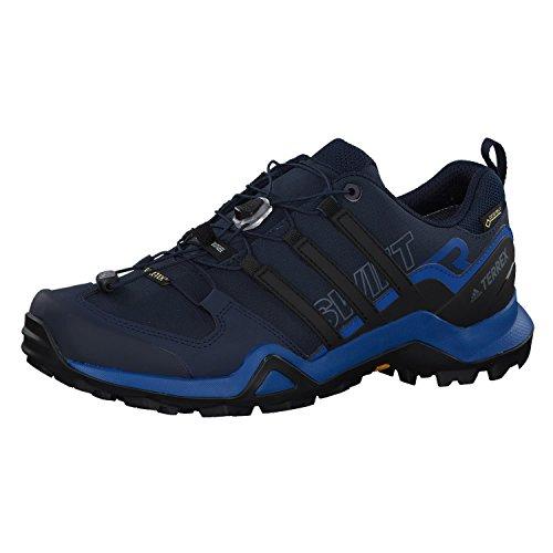 adidas Herren Terrex Swift R2 GTX Cross-Trainer, Blau (Collegiate Navy/Core Black/Blue Beauty), 45 1/3 EU (Herren-trainer Blau)