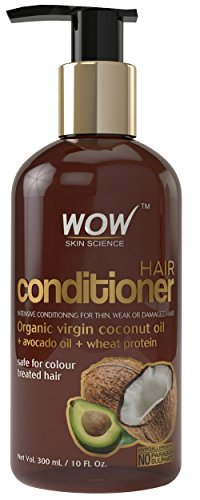 WOW Coconut No Sulphate& Parabens Hair Conditioner, 300mL
