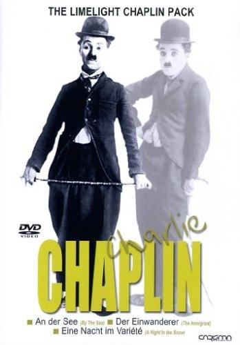 Charlie Chaplin - An der See/Der Einwanderer/... - Charlie Chaplin-film Poster