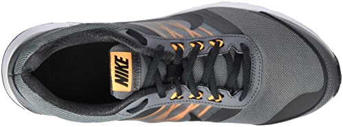 Nike Air Relentless 5, Chaussures de Running Compétition Homme Gris (Cool Grey/Blk Anthrct Lsr Orng)