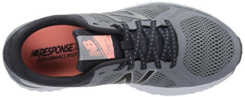 New Balance Running, Chaussures De Sport D'intérieur Femme Gris / Argent