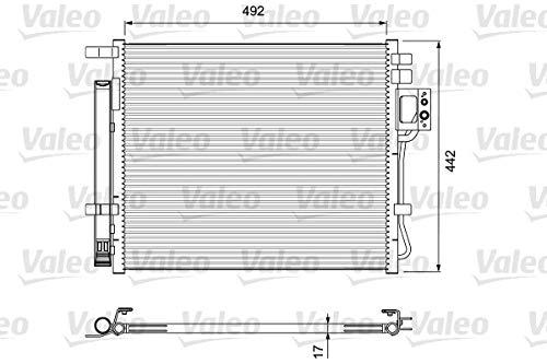 VALEO 814373 Installation Climatisation