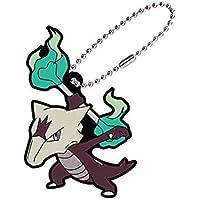 Pokemon Rubber Mascot Swing Alola Keychain Garagara Marowak Knogga Ossatueur 73d715143bd2