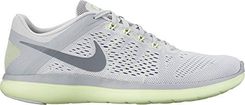 Nike Wmns Flex 2016 Rn, chaussures de course femme gris clair
