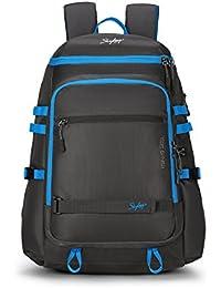 Skybags Weekender 34.6302 Ltrs Blue Hiking Backpack (WKRIGN35BLU)