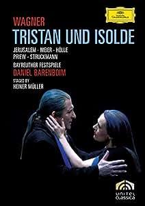 Wagner - Tristan und Isolde (Barenboim) [DVD] [1995] [2008]